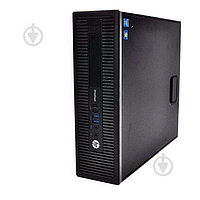 Hp  elite desk  Core i 5 4460 4gb ram ssd 120 gb Б.У.