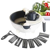 Мультислайсер - овощерезка Wet Basket Vegetable Cutter, фото 1
