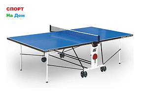 Всепогодный теннисный стол Start Line Compact Outdoor 2 LX с сеткой