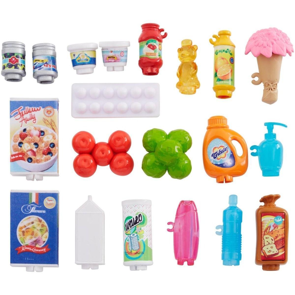 Набор с куклой Barbie Супермаркет - фото 3