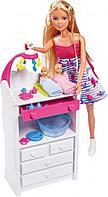 Кукла Simba Штеффи беременная, набор Двойняшки с аксессуарами, 29 см