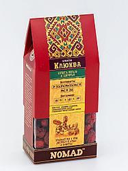 Натуральные цукаты из Клюквы ,100 гр