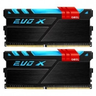 Оперативная память DDR4 8GB 4133MHz GEIL PC4-33000 EVO X II Black RGB GEXSB48GB4133C19BSC