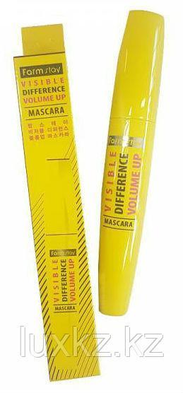 Тушь для ресниц FarmStay Visible Difference Volume Up Mascara