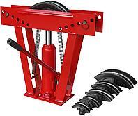 Трубогиб гидравлический вертикальный / Hydraulic pipe bender vertical
