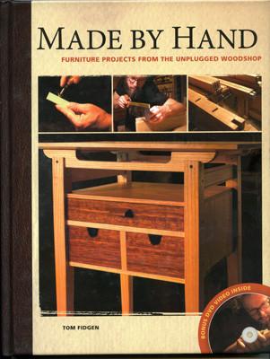 Книга *Made By Hand*, Tom Fidgen