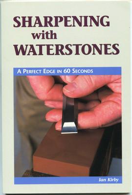 Книга *Sharpening with Waterstones*, Ian Kirby