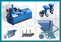 Рекомендации по выбору навесного оборудования к мототрактору