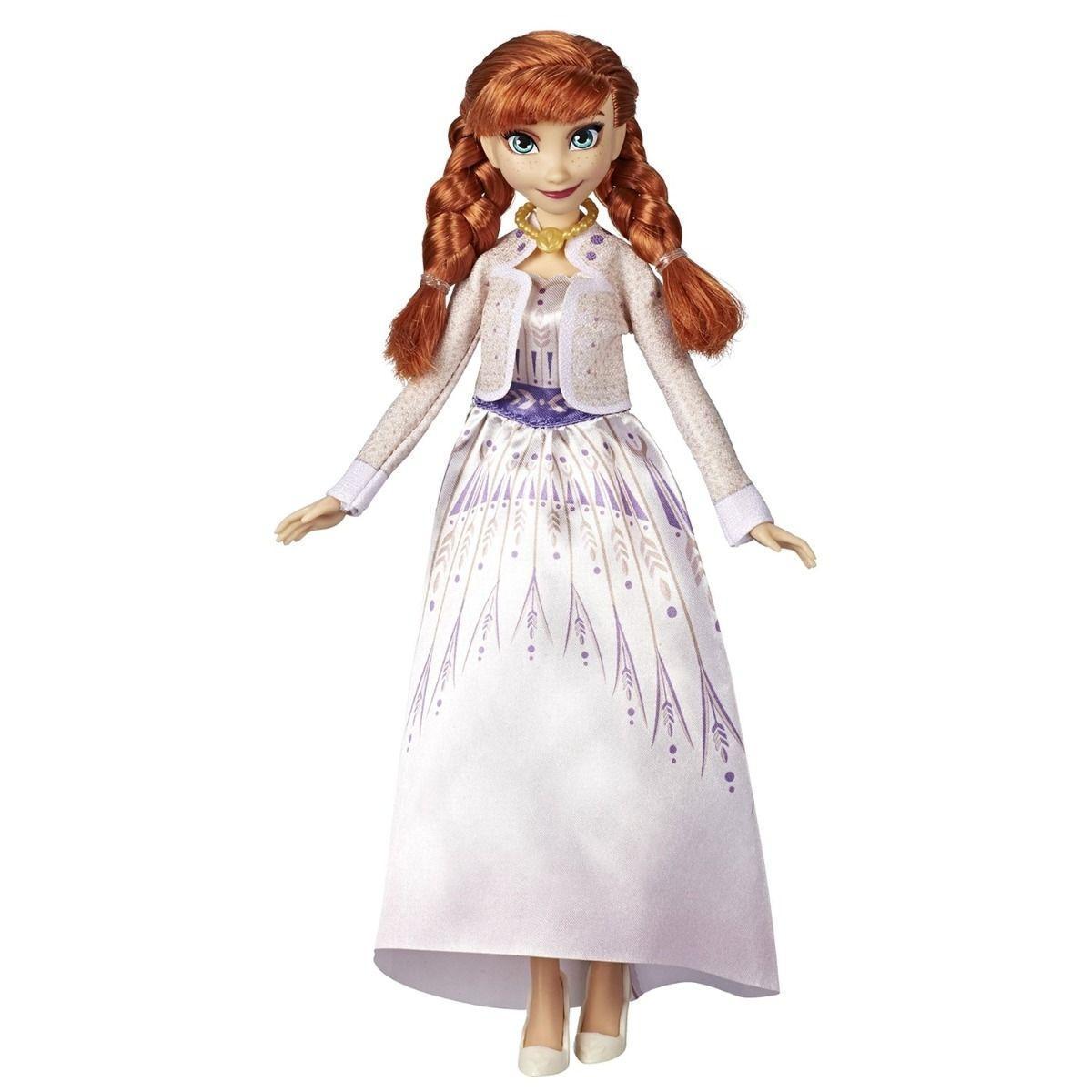 Кукла Холодное сердце 2 Disney Frozen с дополнительными нарядами - фото 3