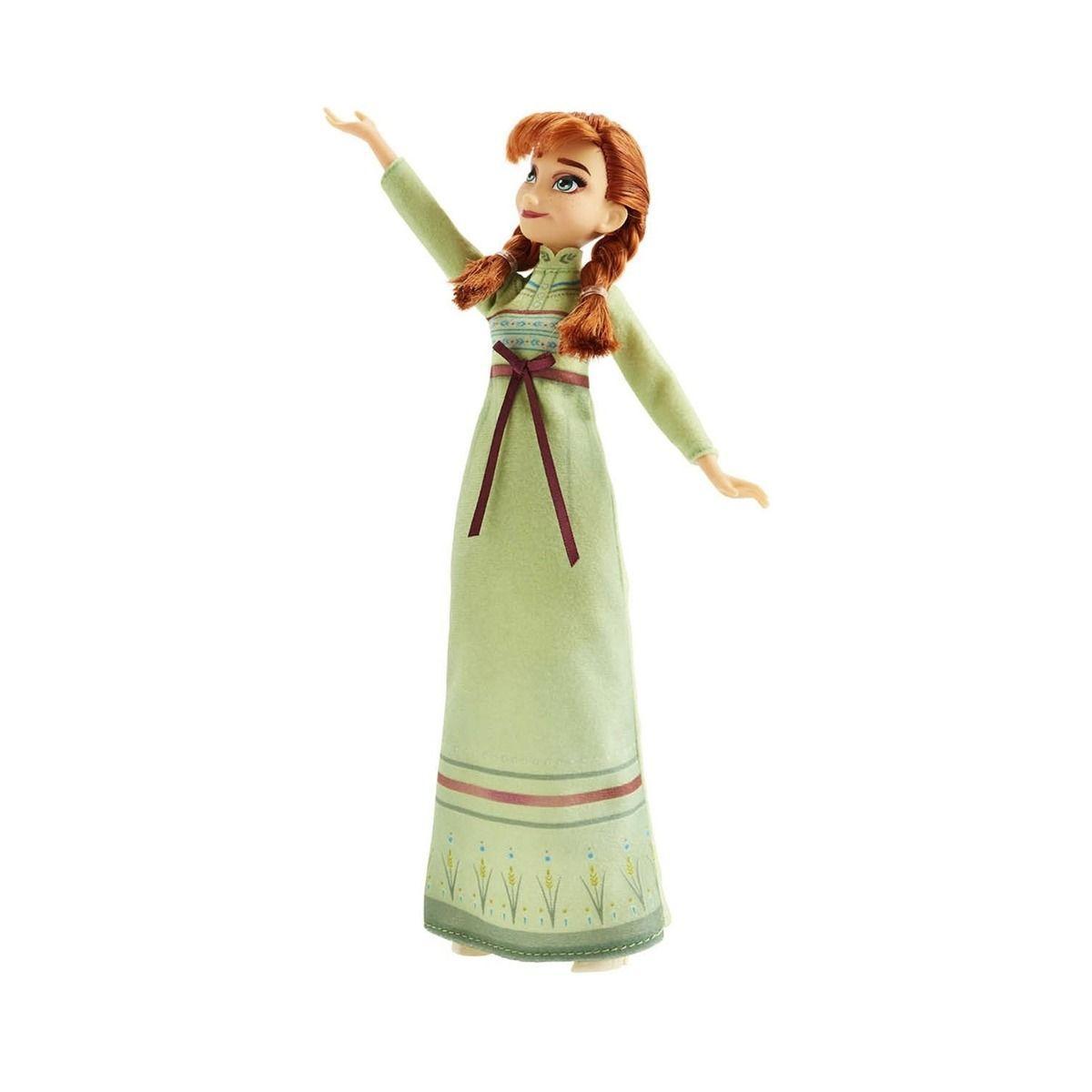 Кукла Холодное сердце 2 Disney Frozen с дополнительными нарядами - фото 9