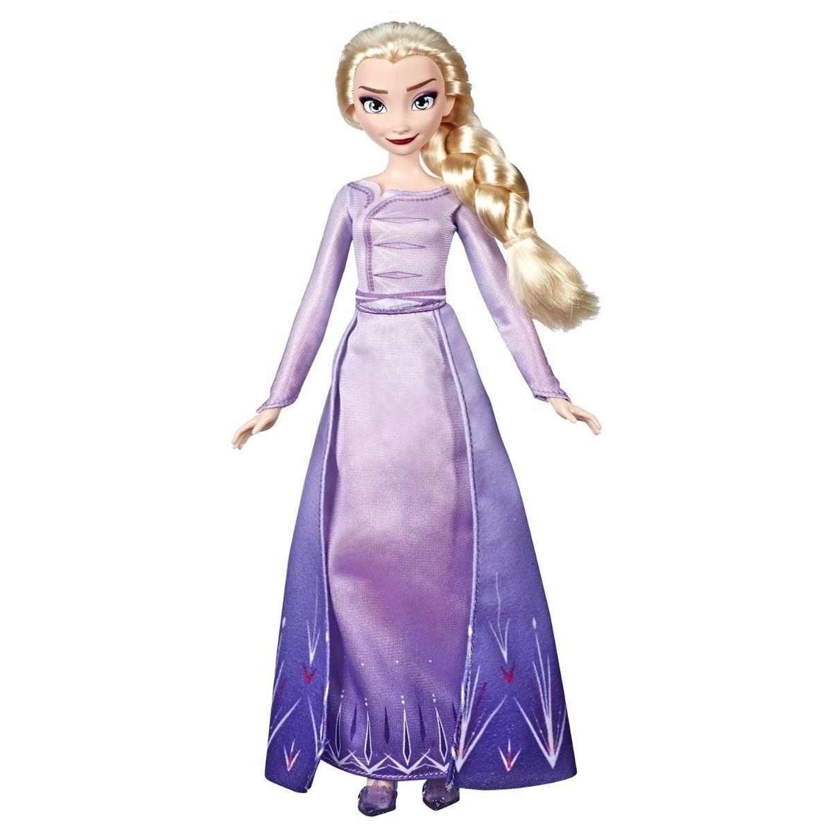 Кукла Холодное сердце 2 Disney Frozen с дополнительными нарядами - фото 10