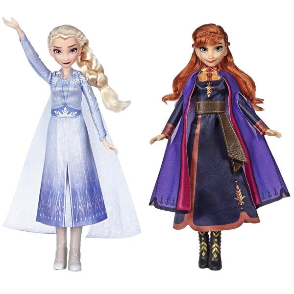 Поющая кукла Холодное Сердце Disney Frozen 2 в ассорт. - фото 1