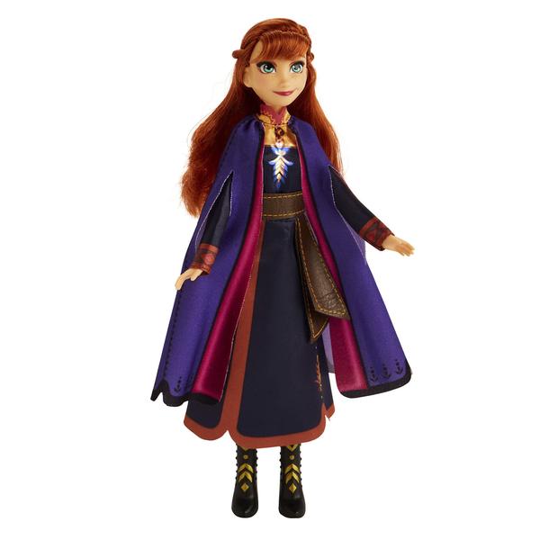Поющая кукла Холодное Сердце Disney Frozen 2 в ассорт. - фото 2