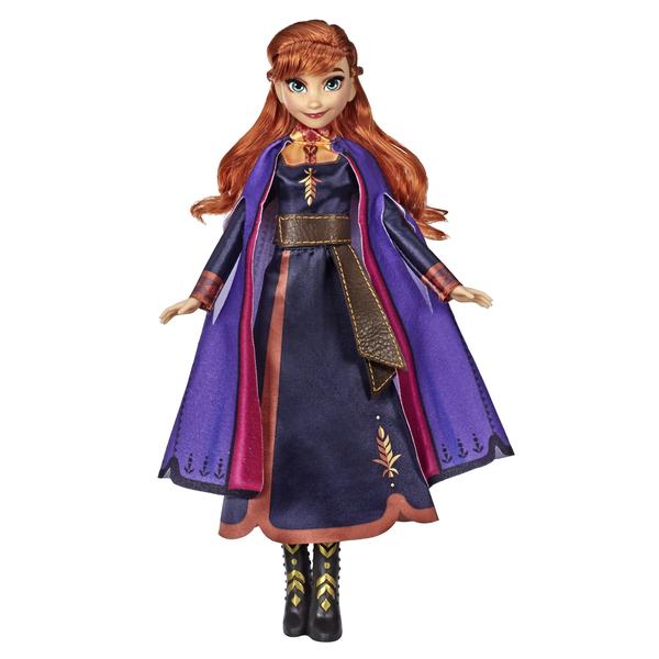 Поющая кукла Холодное Сердце Disney Frozen 2 в ассорт. - фото 4