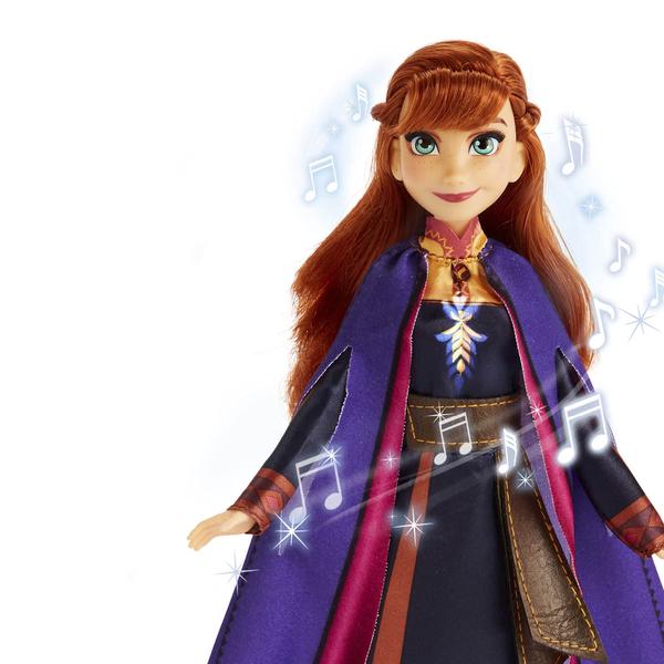 Поющая кукла Холодное Сердце Disney Frozen 2 в ассорт. - фото 5