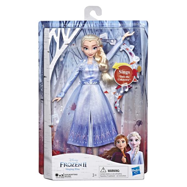 Поющая кукла Холодное Сердце Disney Frozen 2 в ассорт. - фото 7