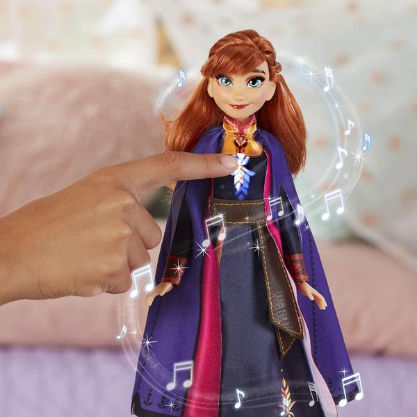 Поющая кукла Холодное Сердце Disney Frozen 2 в ассорт. - фото 9