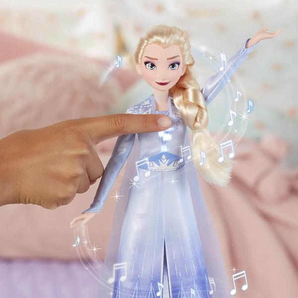 Поющая кукла Холодное Сердце Disney Frozen 2 в ассорт. - фото 10
