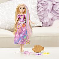 Кукла Рапунцель с Радужными волосами Disney