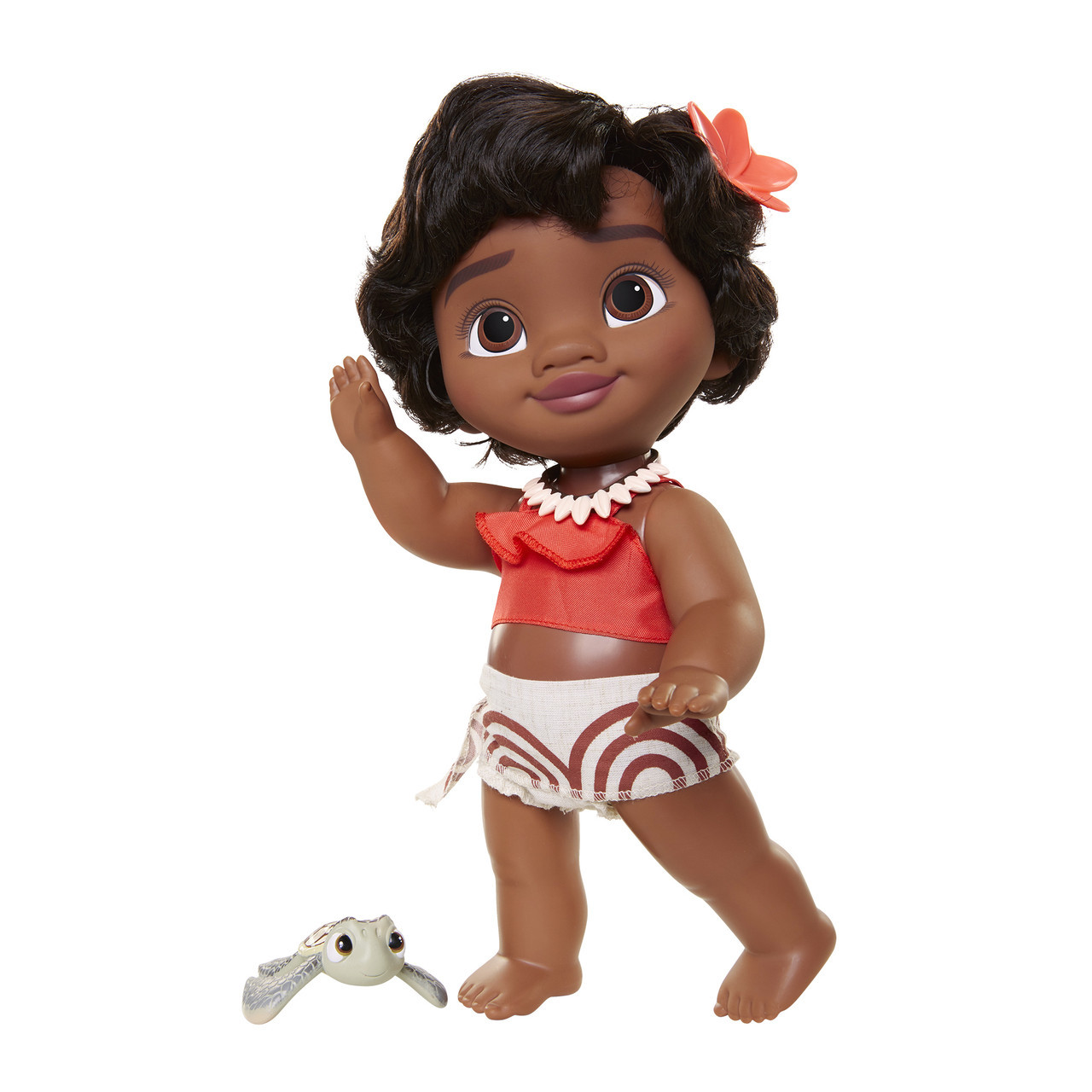 Малышка Моана с черепашкой Disney - фото 3