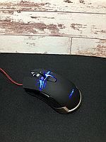 Проводная игровая мышь Crown CMXG-614 HUNTER