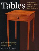 Книга *Tables*, Anthony Guidice