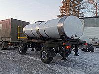 Резервуар горизонтальный стальной РГС 10 000