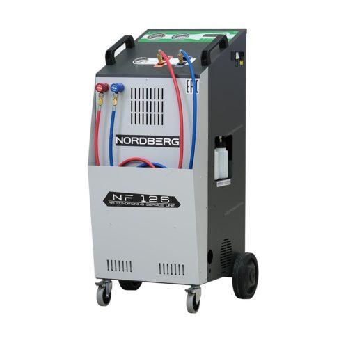 УСТАНОВКА NF12S автомат для заправки автомобильных кондиционеров (NORDBERG)