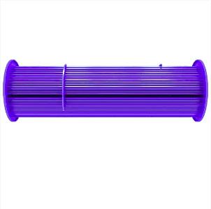 Трубные системы для пароводяных подогревателей