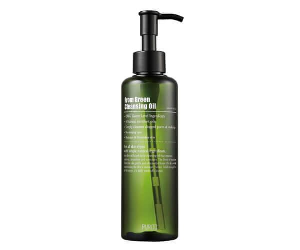 Органическое гидрофильное масло PURITO From Green Cleansing Oil (200мл)