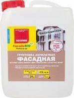 Грунтовка для фасадов зданий и других конструкций Neomid Fasade Proff