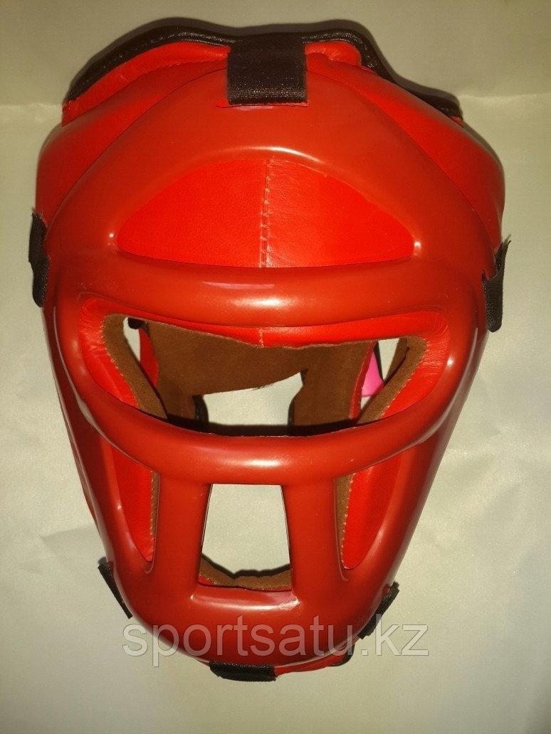 Шлем закрытый для единоборств и бокса