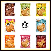 Печенье с высоким содержанием белка (FitKit)  70гр