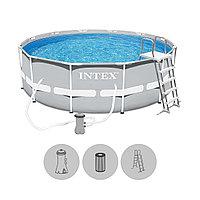 Каркасный бассейн Intex 366*122см