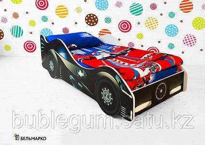Детская кровать-машина «Бэтмобиль»