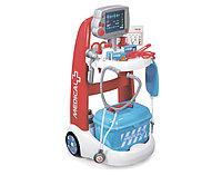 Детская электронная медицинская тележка Smoby, фото 1