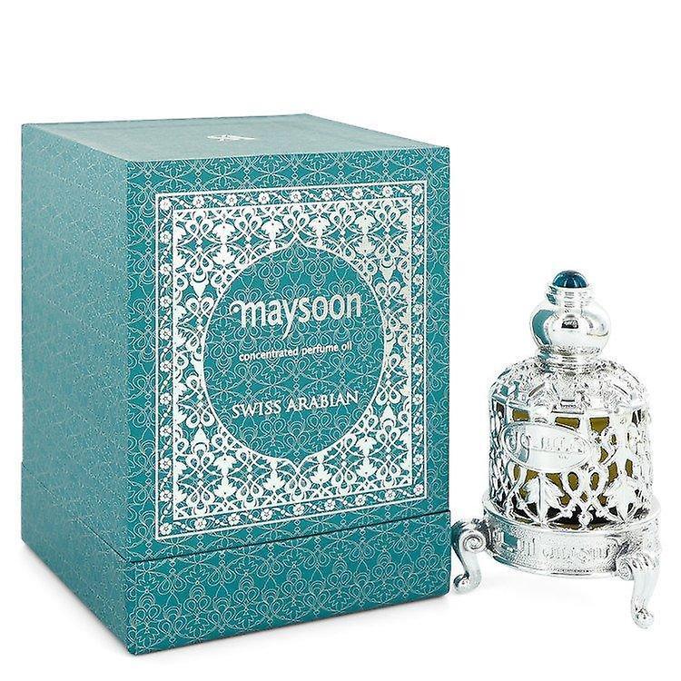 Женские масляные духи Maysoon Swiss Arabian (15 мл, ОАЭ)