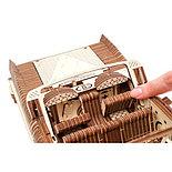 Конструктор 3D-пазл Ugears  Кабриолет мечты 735 деталей, фото 3