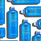 Интенсивно увлажняющий тонер с коллагеном,FARMSTAY Collagen Water Full Moist All Day Toner, фото 2