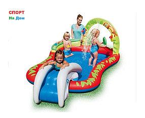 Игровой бассейн BestWay 53051 (Размеры: 279 х 173 х 102 см)