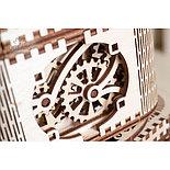 Конструктор 3D-пазл Ugears  Шкатулка с секретом 190 деталей, фото 3
