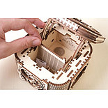 Конструктор 3D-пазл Ugears  Шкатулка с секретом 190 деталей, фото 4