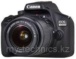 Canon EOS 4000D kit 18-55mm III гарантия 2 год