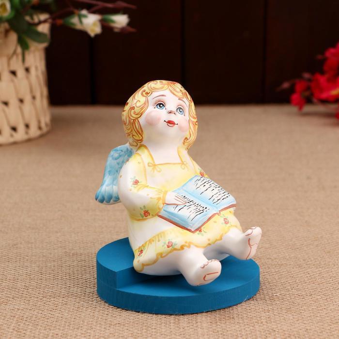 Сувенир «Ангел с книгой»