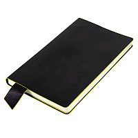 """Бизнес-блокнот """"Trendi"""", 130*210 мм, черно-желтый, мягкая обложка, в линейку, Черный, -, 21229 35 03"""