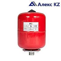 Бак вертикальный UNO VR/VT 24 литра, 1 н.р, красный