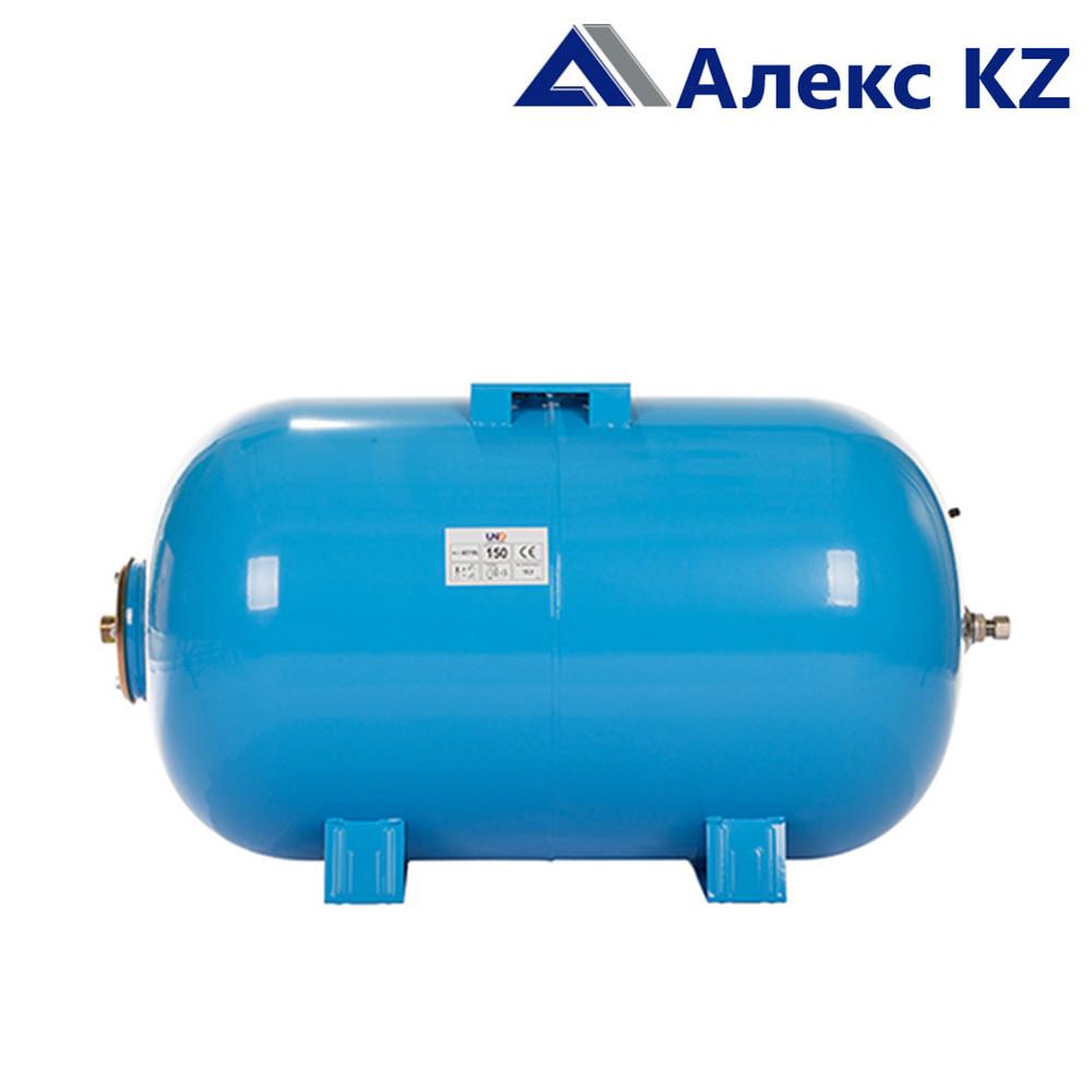 Бак горизонтальный UNO CL/CF 24 литра,8 бар, 1 н.р, синий