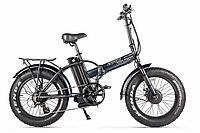 Велогибрид Wellness Bad Dual NEW (Черный матовый)