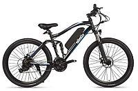 Велогибрид Eltreco FS900 (2019) (Черный)