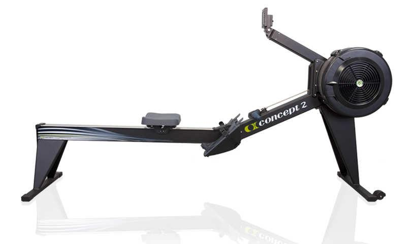 Гребной тренажер Concept 2 model E (PM5) (черный)